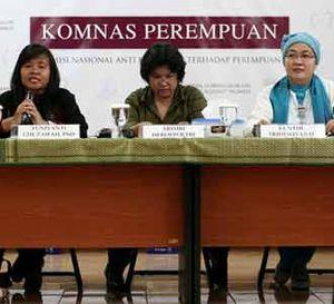 Kekerasan Terhadap Perempuan Naik
