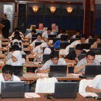 Telkom Gelar Try Out Online untuk SMP