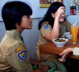 Razia PNS Bandung