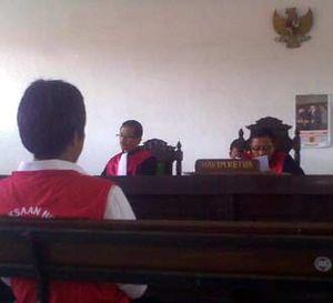 Terdakwa Pencuri Arsip Pajak Disidang
