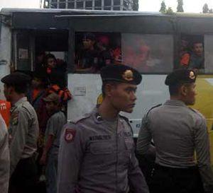 Polisi Razia Jakmania
