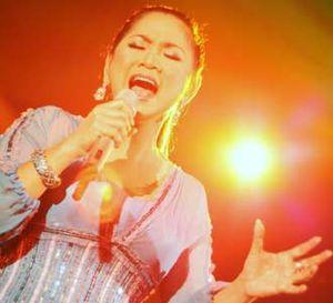 Fariz-Vina Karoke Bareng