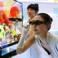 LG Boyong 500 Unit LED 3D TV ke Indonesia