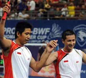 Tim Thomas Indonesia ke Final