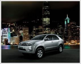 Agustus, Toyota Indonesia Ekspor Fortuner 4.000 CC