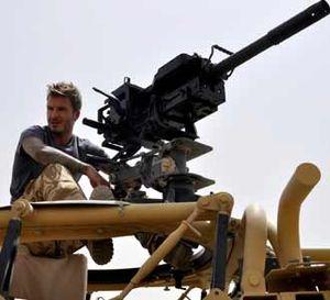 Beckham Kunjungi Afghanistan