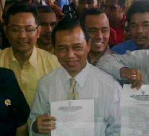 Busyro Muqoddas Daftar Calon Ketua KPK