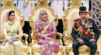 Sultan Brunei Hassanal Bolkiah Ceraikan Istri Malaysianya