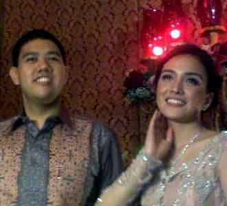 Shandy Aulia Tunangan