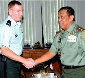 Panglima TNI Terima Athan AS