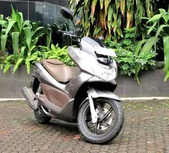 Si Bongsor Honda PCX