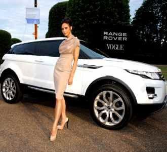 Mobil Rancangan Victoria Beckham