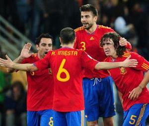 Menuju Kerajaan Olahraga Spanyol
