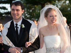 Putri Bill Clinton Menikah