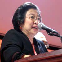 Megawati: Apa ya Nama Indonesianya? Susah Banget Itu...