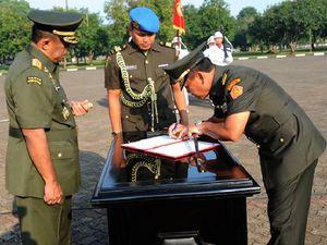 Panglima TNI Resmikan Kodiklat