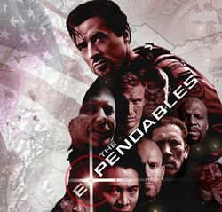 Film The Expendables Diprotes PNS California