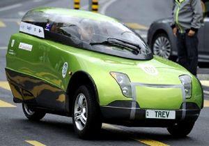 Mobil Listrik Keliling Dunia