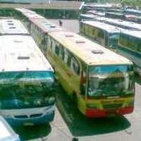 H-14 Lebaran, Dishub Bandung Periksa Kelayakan Bus di Terminal