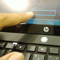 HP Mini 5102, Netbook Glossy Berlayar Sentuh