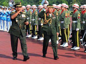 Panglima TNI Terima Pangab Brunei