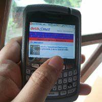 Menkominfo Bantah Tutup Akses BlackBerry