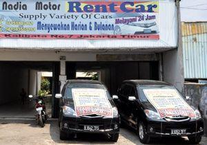 Booming Rental Mobil