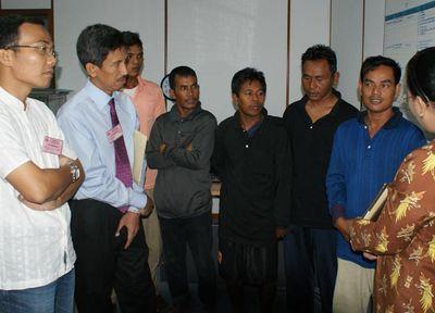 5 Nelayan Indonesia Dibebaskan