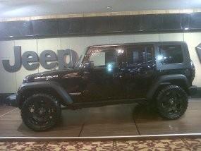 Jeep Bikin Mobil Murah