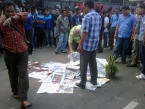 Korban Tewas Bentrokan Jalan Ampera