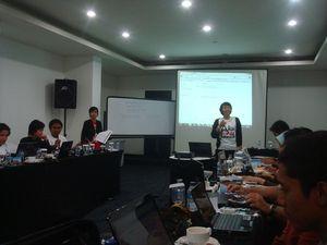 Team 12 siap berpetualang menjelajah bumi Jawa Tengah dan Karimunjawa