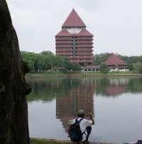 Mahasiswa UI Ditemukan Tewas di Kali Ciliwung