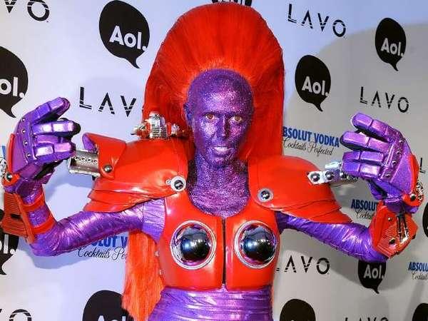 Halloween Ala Selebriti Hollywood