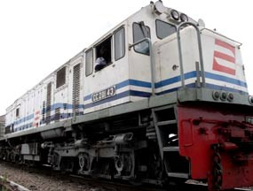 KA Cirebon Express Terguling di Indramayu, 3 KA Dialihkan ke Jalur Selatan