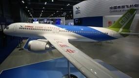China Luncurkan Pesawat C919 Untuk Saingi Airbus dan Boeing