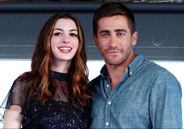 Mesranya Anne Hathaway & Jake Gyllenhaal