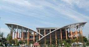 Pekanbaru Punya Perpustakaan Termegah di Indonesia