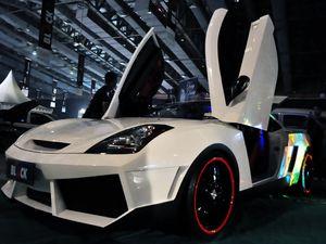 Lamborghini Milik Kevin Viera
