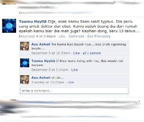 Terlantarkan Anak, Ayu Azhari Ditegur Eks Suami di Facebook
