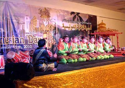Promo Wisata Indonesia di Libanon