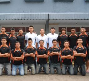 Tangerang Wolves United Target Lima Besar