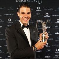 Nadal Jadi Olahragawan Terbaik 2010