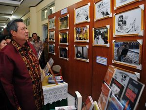 SBY Hadiri Peringatan Hari Pers Nasional