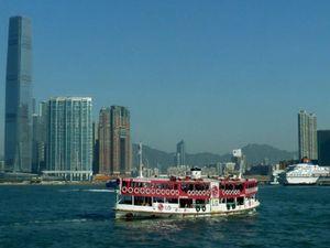 Hong Kong si Permata Asia