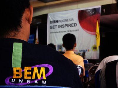 BBC Get Inspired Berlabuh di Lombok