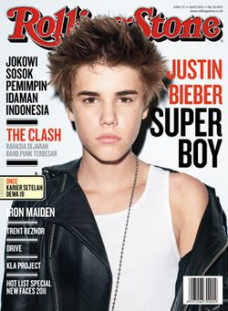 Justin Bieber: The Adventures of Super Boy