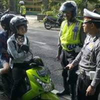 3 Hari Operasi, Polisi Tilang 10.678 Pengendara & Sita 132 Motor