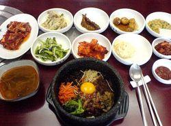 Kelezatan Hidangan Korea Hadir di Layar Kaca