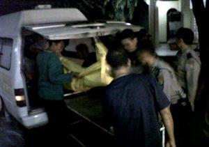 Jenazah Pelaku Bom Bunuh Diri Tiba di RS Polri
