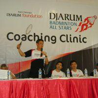 50 Pelatih Dapatkan Pelatihan Dasar Bulutangkis